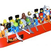 Vogalonga 2017 LEGO